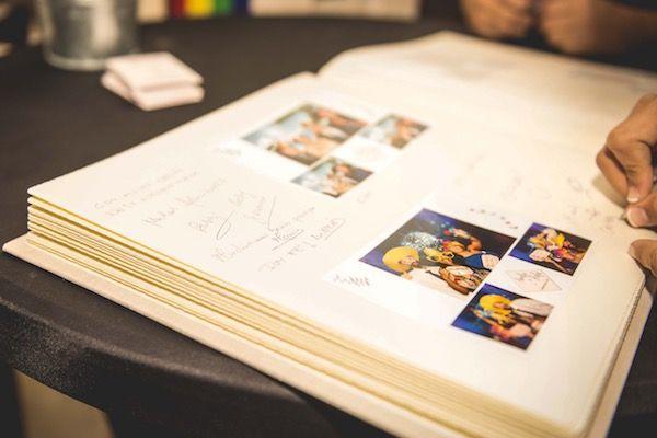 alquiler de fotomatón y photocall para bodas y eventos